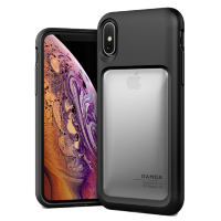 Чехол VRS Design Damda High Pro Shield для iPhone X/XS Misty Black