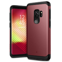 Чехол Caseology Legion для Galaxy S9 Burgundy