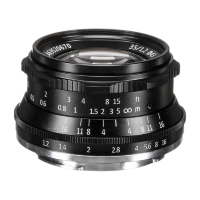 Объектив 7Artisans 35mm F1.2 Sony E Mount Чёрный